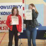 """XV Powiatowy konkurs """"Ojczyzna Polszczyzna"""""""