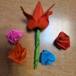 Wakacje z origami